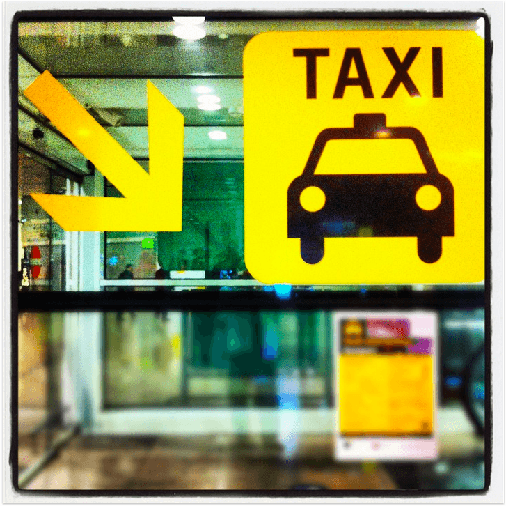 Recogida Aeropuerto