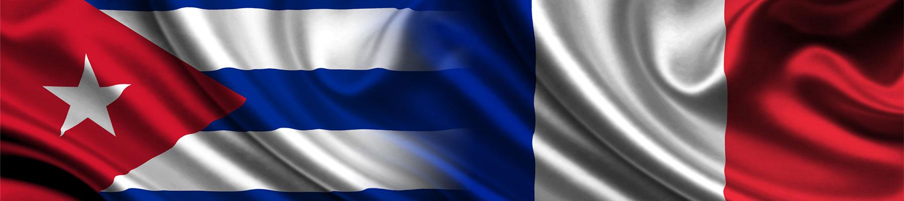 Envío de paquetes a Cuba desde Francia