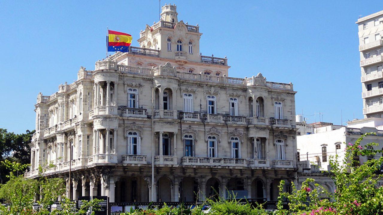 consulado cubano en españa