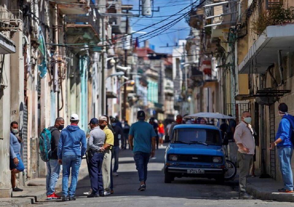 pandemia de Covid-19 en Cuba